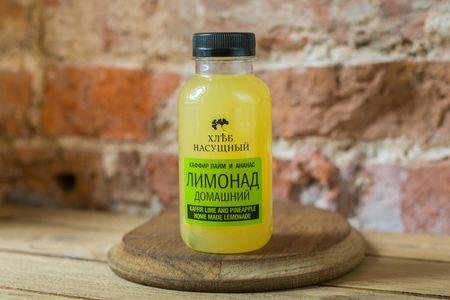 Лимонад Каффир лайм-ананас