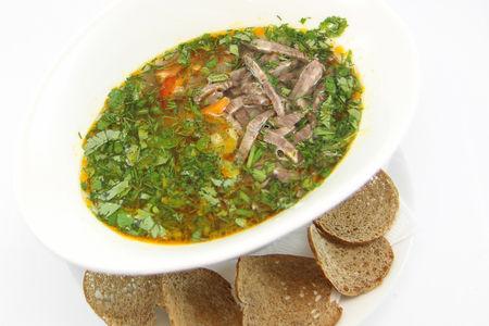 Суп Пряный из телятины
