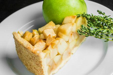 Яблочный Американский пирог