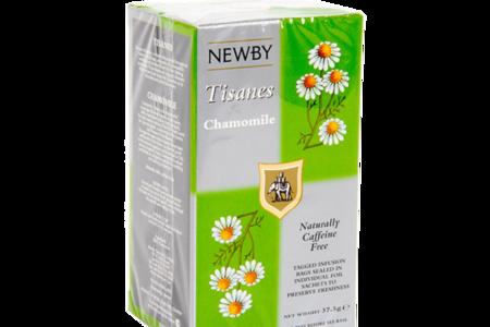 Чай травяной Newby Ромашка, 25х1,8 г
