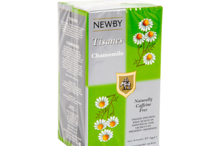 Чай травяной Newby Ромашка, 25х1