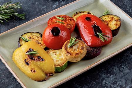 Овощи по-деревенски