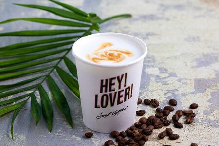 Кофе Латте Small