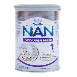 NAN Optipro 1 с рождения