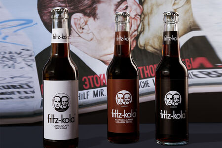 Напиток Fritz-kola