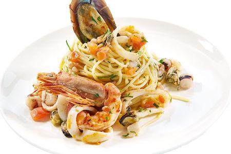 Спагетти ай фрутти ди марэ