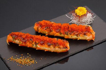 Фаланги камчатского краба с соусом Спайс