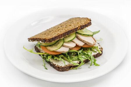 Сэндвич Кельтский с индейкой
