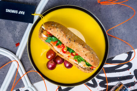 Туна сэндвич с ништяком