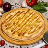 Фото к позиции меню Пицца Сырный банан