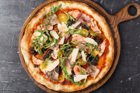 Пицца мясная Марио
