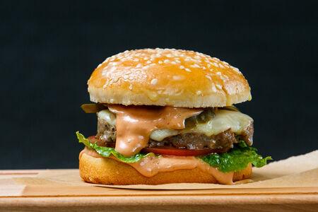 Гамбургер Joki Joya