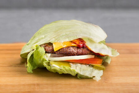 Бургер Лоу Карб с мясом