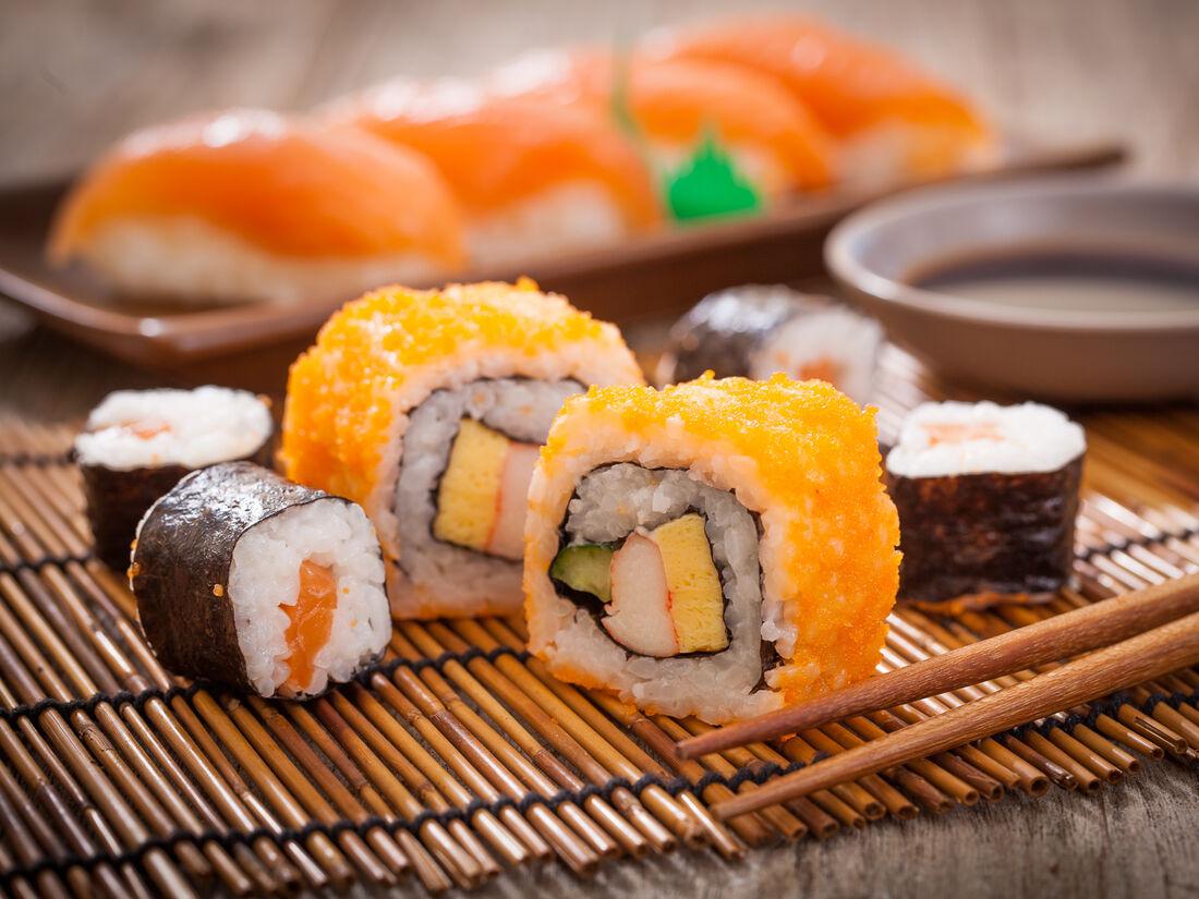 Sushi vrn
