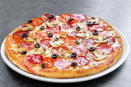 Пицца Эспаньола средняя