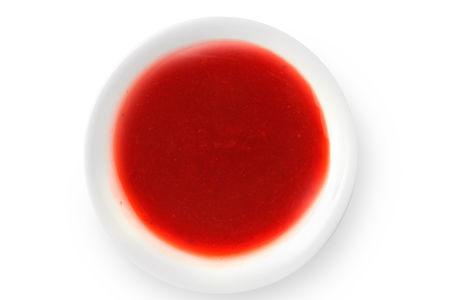 Клубничный соус