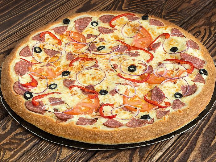 Пицца Аля-Русс