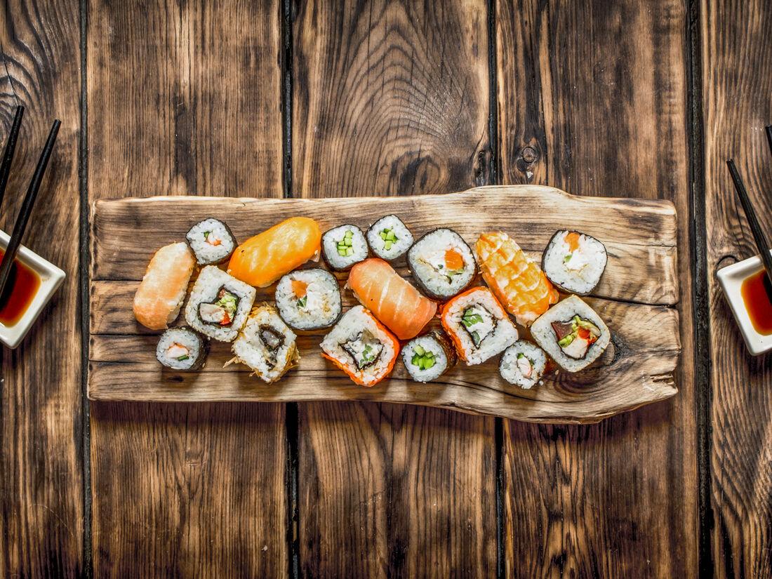 #SushiOdi