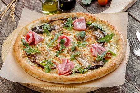Римская пицца Мортаделла