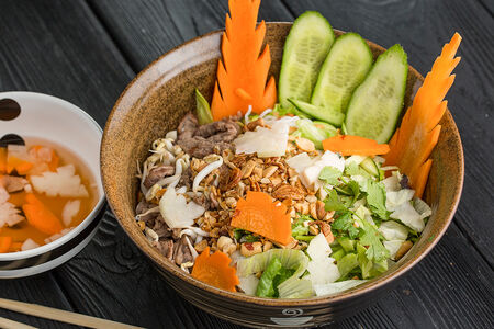 Лапша в соусе Бун Чон