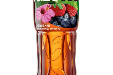 Фьюз ти со вкусом лесных ягод