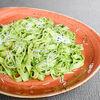 Фото к позиции меню Паста со шпинатом и соусом Песто