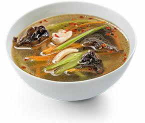 Суп куриный по-китайски