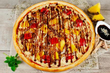 Пицца Курица терияки