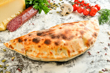 Пицца Кальцоне ми аморе