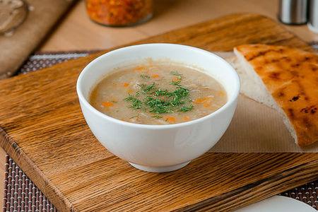 Мясной суп Телеча Чорба