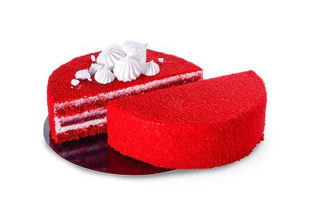 Торт Клюквенный вельвет
