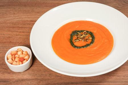 Тыквенный крем–суп