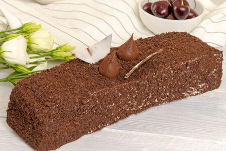 Торт Трюфельный сметанник