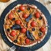 Фото к позиции меню Пицца Маргарита веганская