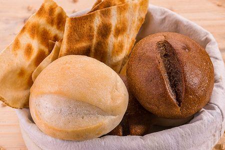 Корзинка хлеба