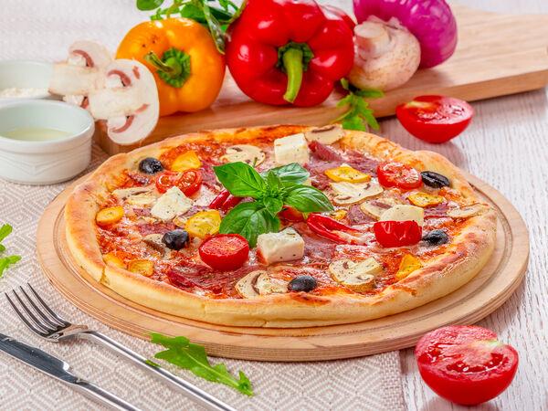 Пиццерия аль соле