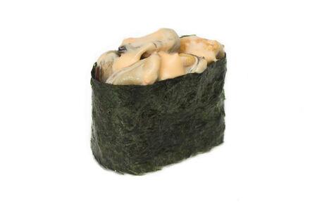 Суши Мидии в соусе