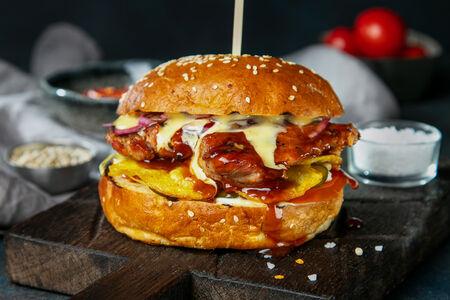 Бургер Смоки