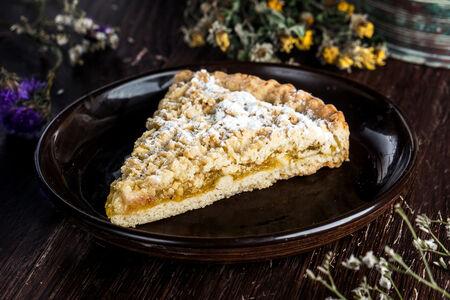 Сладкий пирог Лимонник