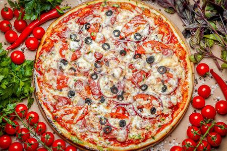 Пицца Дас Колбас