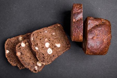 Хлеб Заварной Ореховый