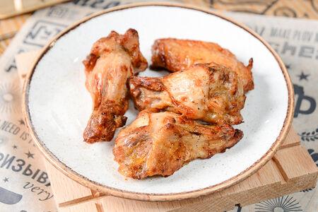 Куриные крылья запеченные