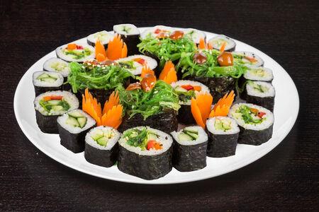 Сет Набор шестнадцать Вегетарианский