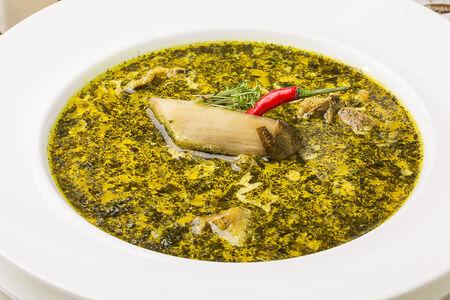 Суп Яйла-Айранчорбасы