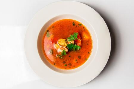 Суп Катуччо по рецепту шеф-повара