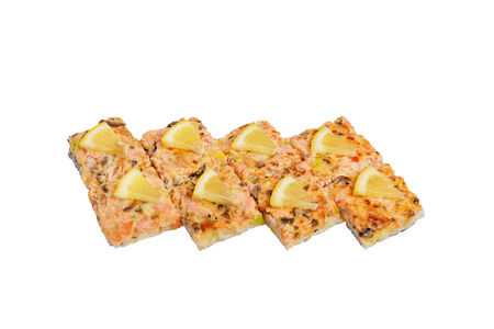Суши-пицца ассорти