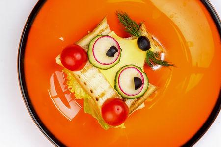 Клаб-сэндвич Лисенок