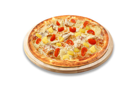 Пицца Хавай Вулкано