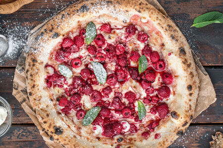 Пицца Малина