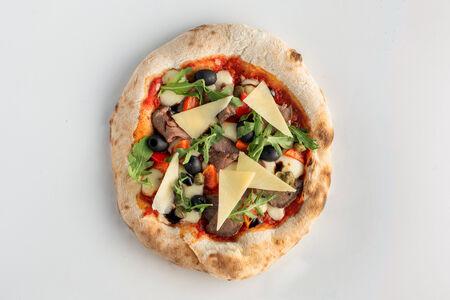 Пицца Итальянская с ростбифом (25 см)